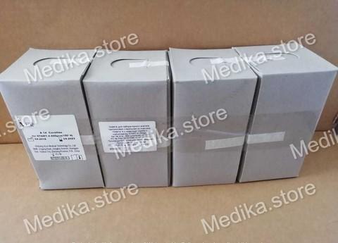 А14 Кюветы для коагулометров START-4, упаковка 600 шт 4х150 (Китай)