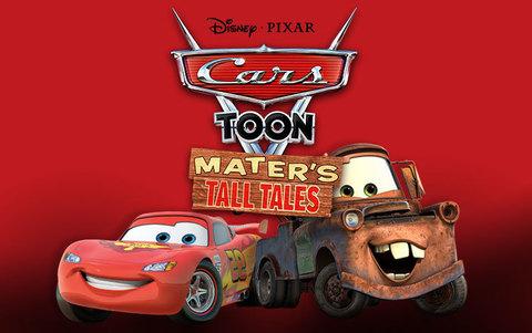 Disney Pixar Cars Toon: Mater's Tall Tales (для ПК, цифровой ключ)