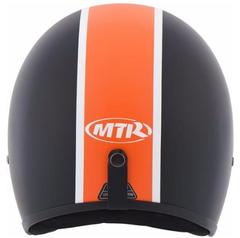 MTR JET FIBER (черно-оранжевый)