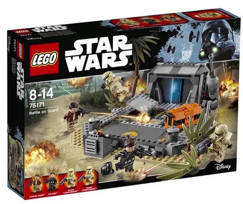 LEGO Star Wars: Битва на Скарифе 75171 — Battle on Scarif — Лего Звездные войны Стар Ворз