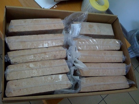 Фарш трески (7 кг)