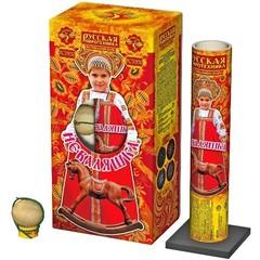РС5930 Неваляшка (1,75*6) Фестивальные шары