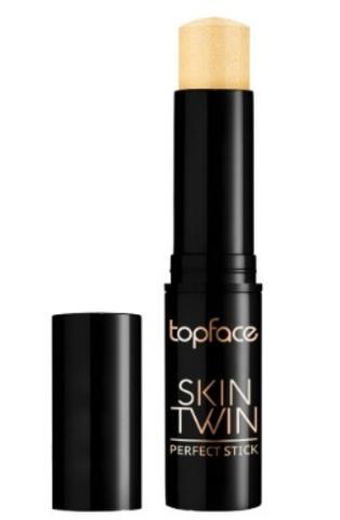 TopFace Хайлайтер-стик Skin Twin Perfect Stick Highlighter тон 002-PT560