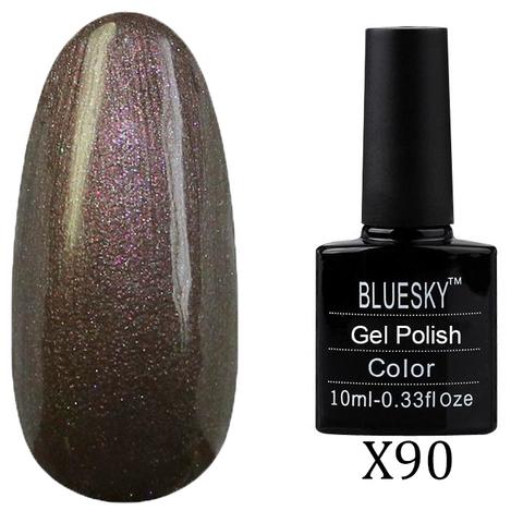 Bluesky, Гель-лак X90