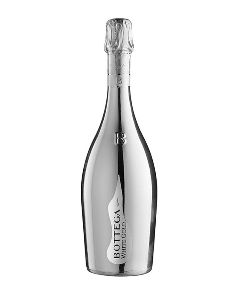 Вино Bottega White Gold Белое Игристое Венециа Брют 11%, 0,75л.