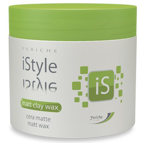 iStyle Воск с матовым эффектом для укладки волос - iSoft Matt Clay Wax Periche