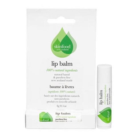 Бальзам для губ Skinfood, 4 гр