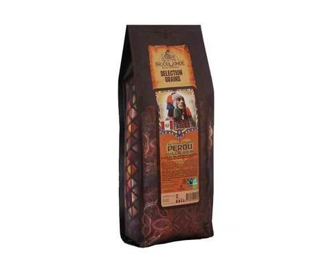Кофе в зернах Broceliande Perou, 1 кг