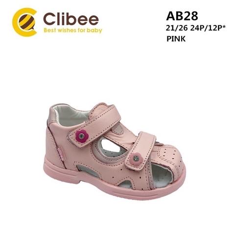 Clibee AB28 Pink 21-26