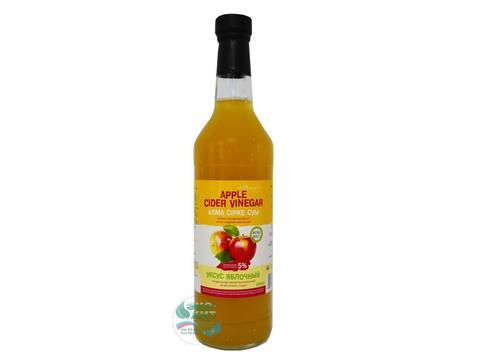 Rich Garden, Уксус яблочный натуральный 5%, 500мл
