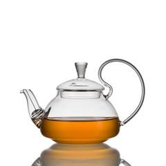Стеклянный заварочный чайник 400 мл