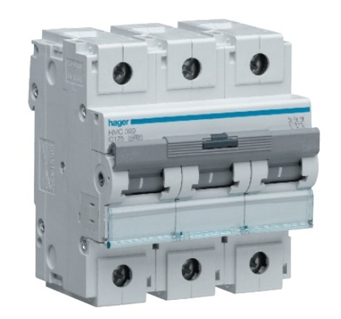 Автоматический выключатель 3P 10kA C-80A 4,5M