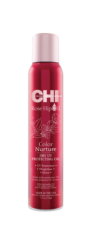 Сухое финишное масло CHI Rose Hip UV Protecting Sheen Finishing Mist