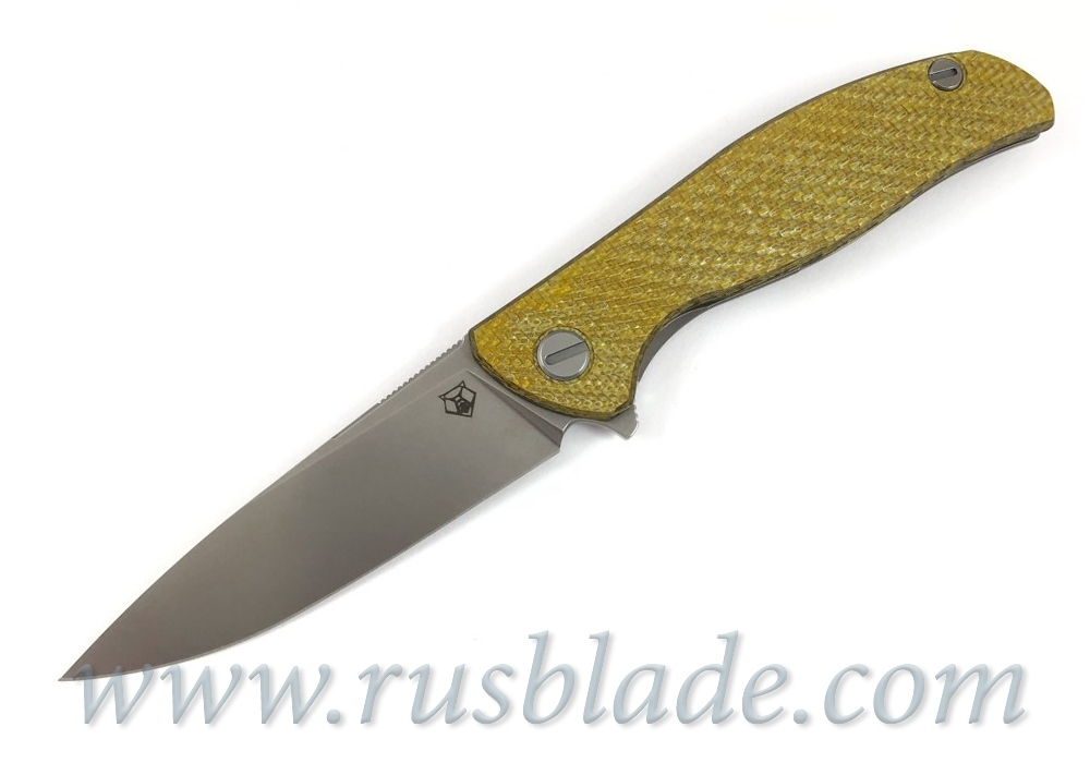 Shirogorov HATI-R M390  Alutex Yellow MRBS - фотография