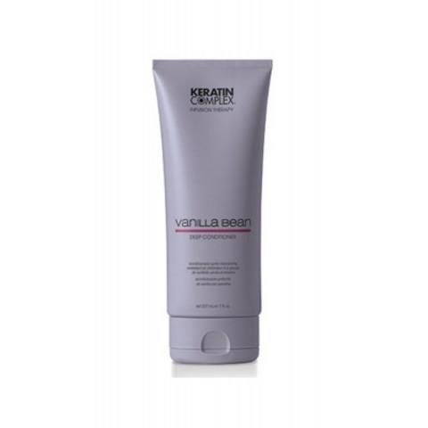 Keratin Complex: Кондиционер для волос ванильный интенсивного действия (Vanilla Bean Deep Conditioner), 207мл/1000мл