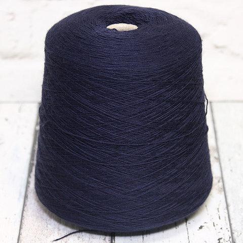 Полушерсть ALPES / BUBBLE 600 темно-синий
