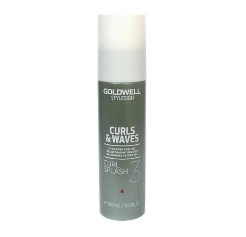 Гидрогель для упругих локонов Goldwell Stylesign Curls&Waves CURL SPLASH  100 мл.