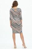 Платье для беременных 08879 узорный