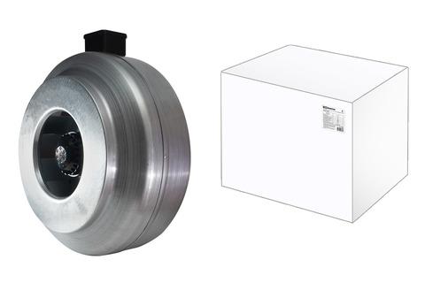 Вентилятор канальный центробежный ВК-315, TDM