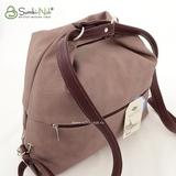 Сумка Саломея 387 французский сфинкс ягодный (рюкзак)