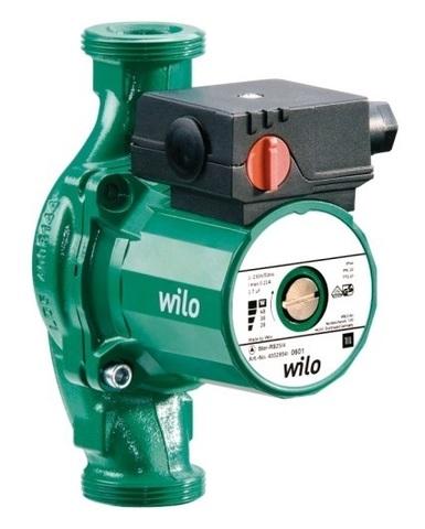 Циркуляционный насос Wilo STAR-RS 30/7 с гайками