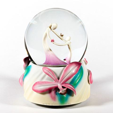 Танец орхидей