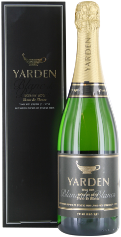 Golan Heights Winery Yarden Blanc de Blancs Brut в подарочной упаковке