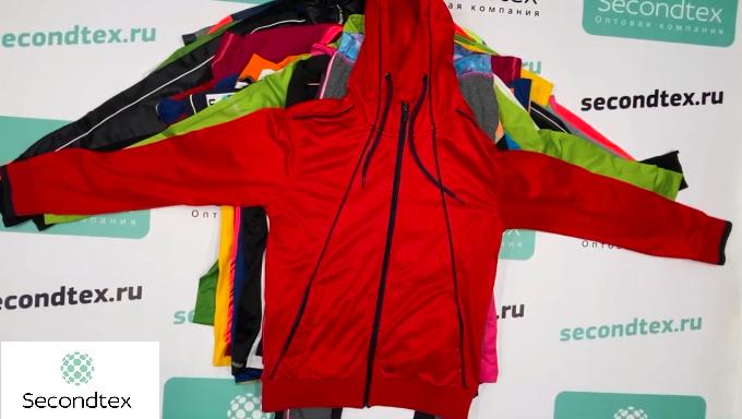 Спортивный микс одежды из Европы
