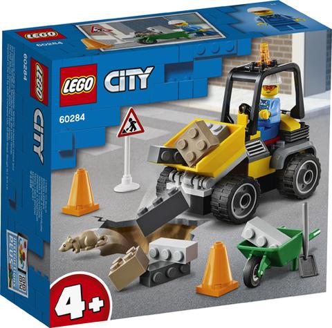 Lego konstruktor City Roadwork Truck