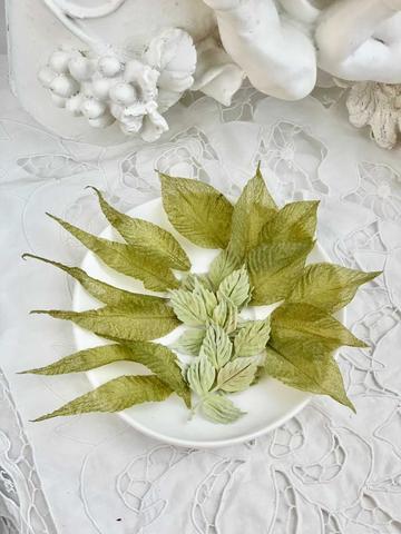 Набор фетровых листиков
