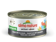 Консервы (банка) Almo Nature Legend Adult Cat Tuna&Squids