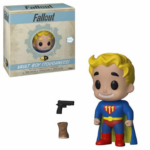 Фигурка Funko Vinyl Figure: 5 Star: Fallout S2: Vault Boy (Toughness) 35788