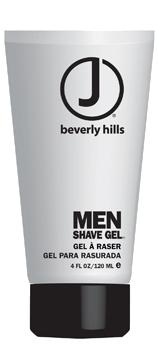 Гель для бритья J BEVERLY HILLS Shave Gel 118 мл