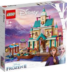 Lego konstruktor Disney Arendelle Castle Village