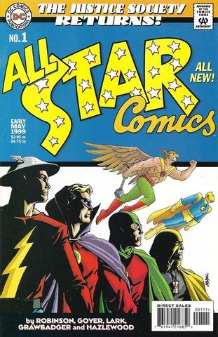 All Star Comics #1