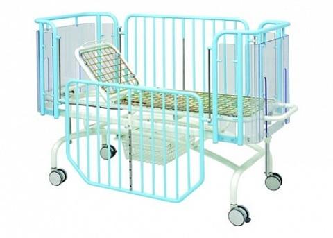 Кровать детская 2х-секционная 19-FP654 - фото