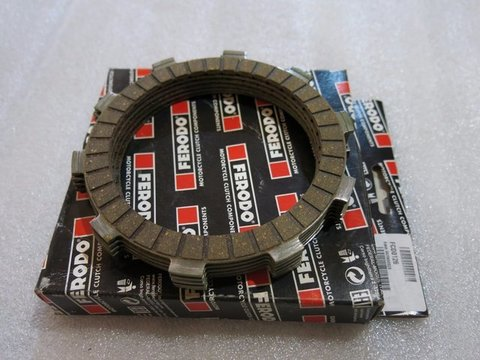 Диски сцепления Honda XR 250 AX-1 Ferodo FCD0126