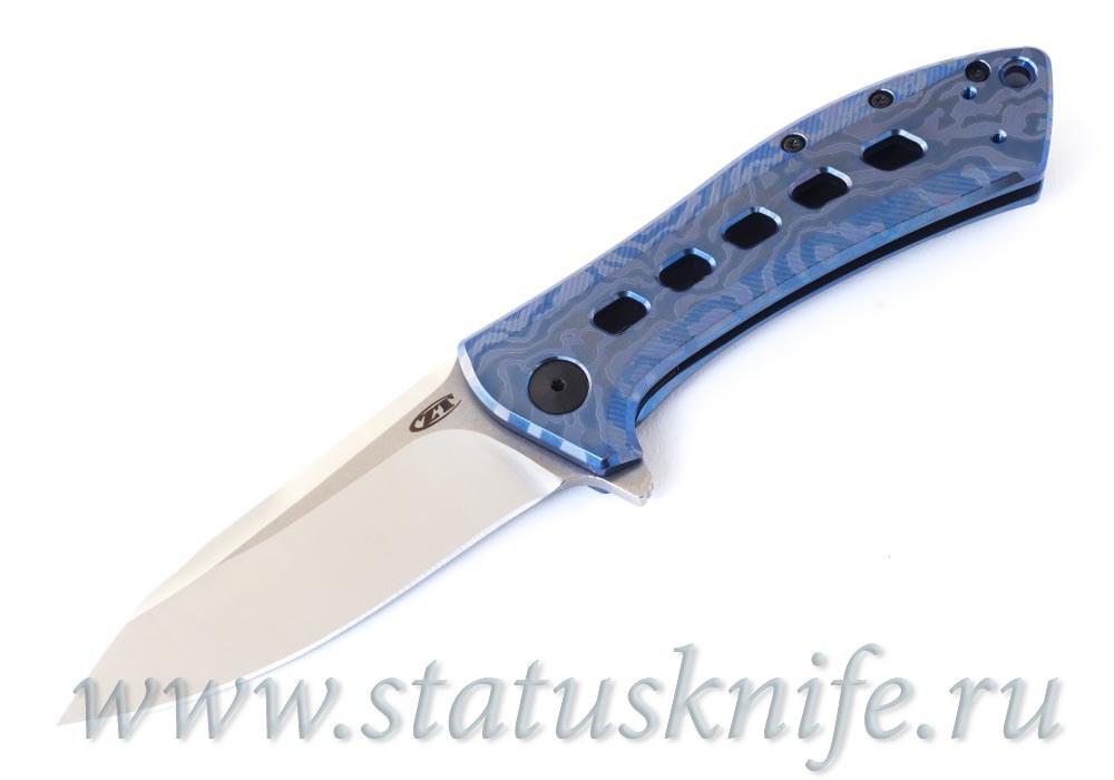 Нож Zero Tolerance 0801TIBLU ZT0801TIBLU М390 Rexford