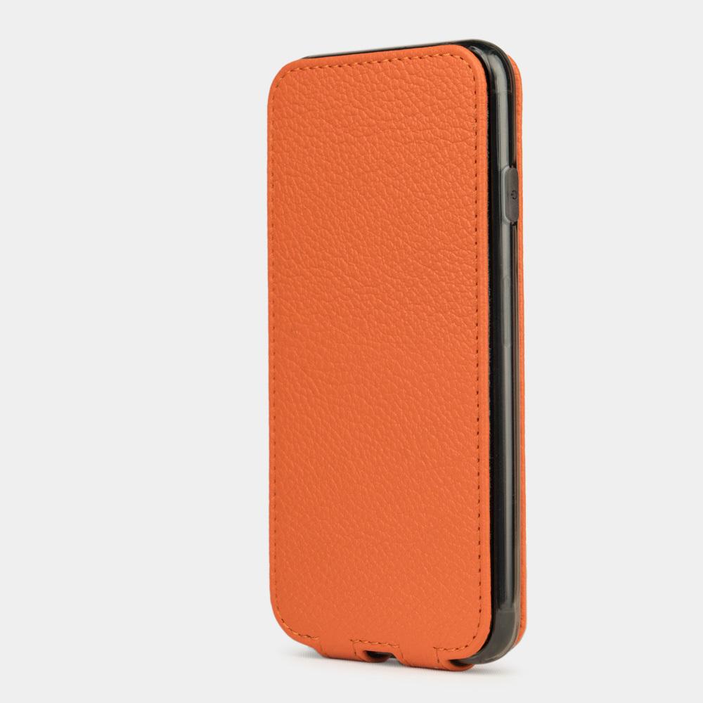 Case for iPhone SE - orange