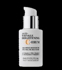 Суперконцентрированная сыворотка с витамином С Anti-wrinkle brightening C-erum, Instytutum, 30 мл