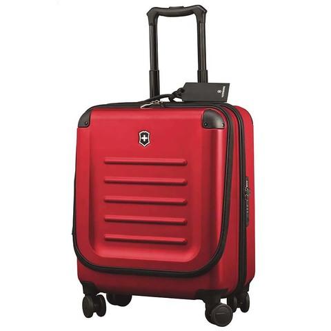 Чемодан Victorinox Spectra Dual-Access 2.0, красный, 41x24x55 см, 37 л