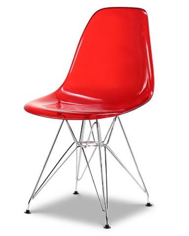 Стул ESF PM073PC red (красный)