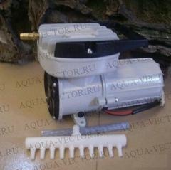 Компрессор BOYU ACQ 910 (12V) комплектация