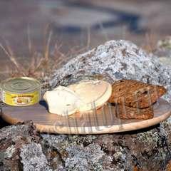 Сыр плавленый консервированный, 250г в магазине Каша из топора