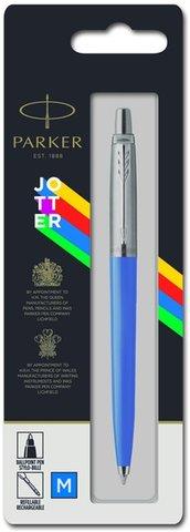 Шариковая ручка Parker Jotter ORIGINALS BLUE CT, стержень: Mblue123