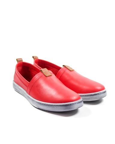 красные туфли SM