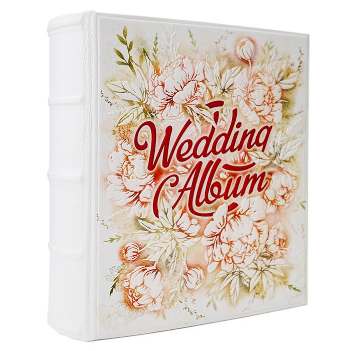 Фотоальбом большой | Wedding Album | Белый