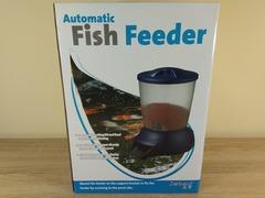 Автоматическая кормушка для рыб Fish Feeder (WSQ-01)