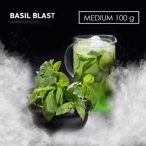 Табак Dark Side MEDIUM BASIL BLAST 100 г