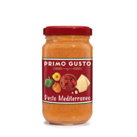 Соус песто средиземноморский Primo Gusto 190 гр